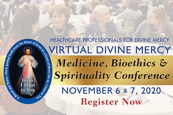Healthcare Professionals for Divine Mercy Conference Registration