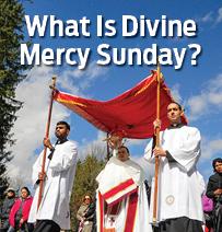 Celebrate Divine Mercy Sunday