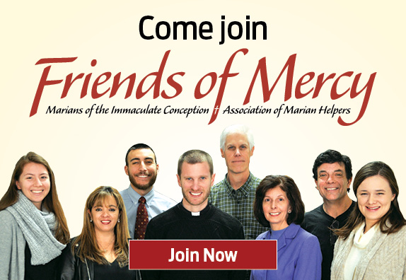 Come Join the Friends of Mercy! Join Now!