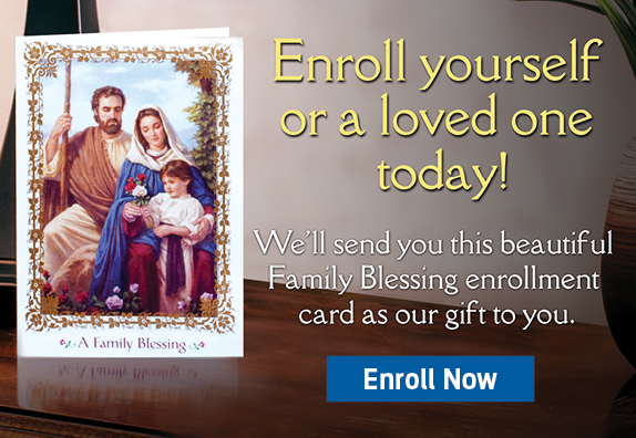 Enroll yourself or a loved one today!