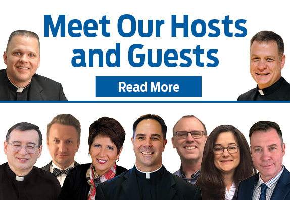 Meet Our Hosts and Guests