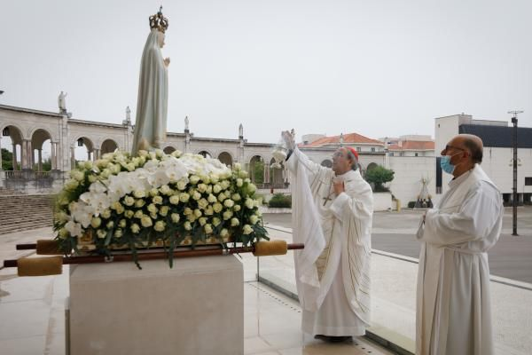 Fatima Feast Day Message from the Pope, Cardinal