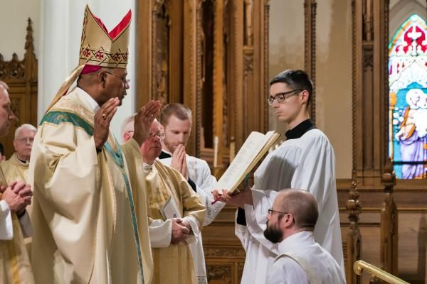 Meet the Marians' Newest Priest