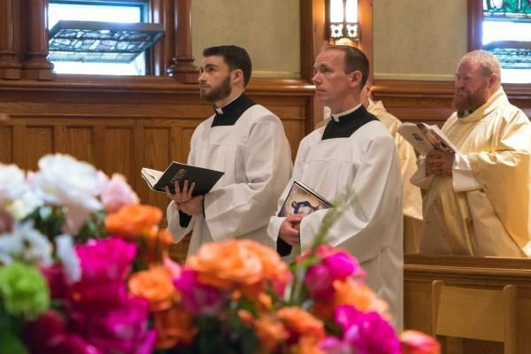 Marian Ordination, Vows in August