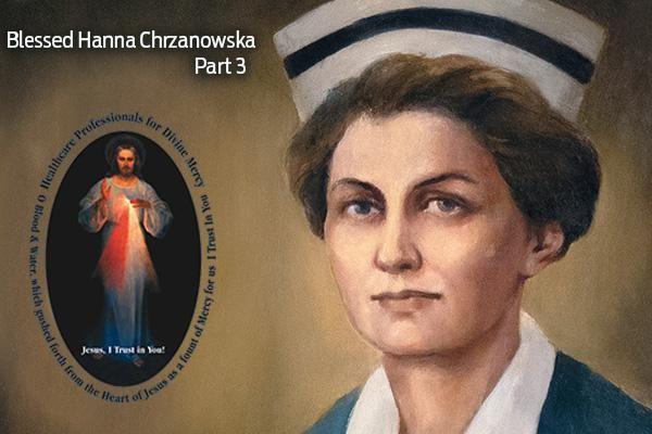 Blessed Hannah Chrzanowska and Saint John Paul II