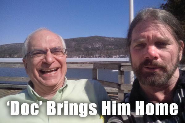 'Doc' Brings Him Home