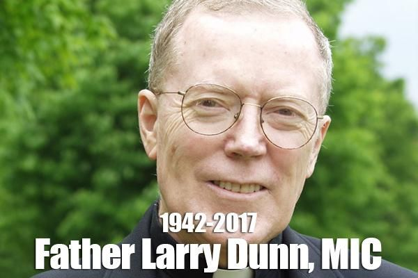 Father Larry Dunn Dies