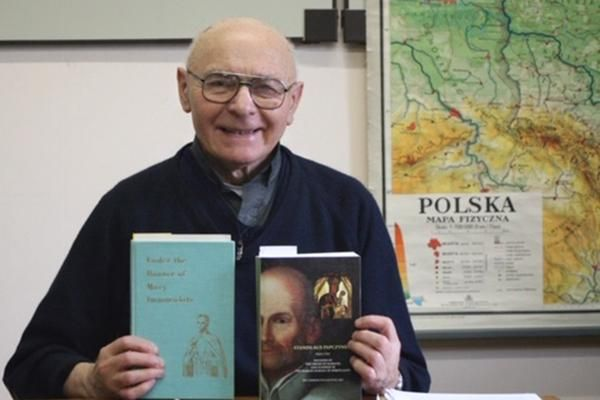 Rest in Peace, Fr. Casimir Krzyzynowski