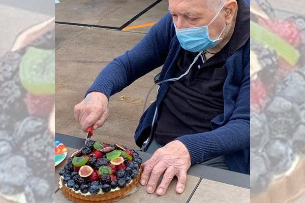 Happy 90th Birthday to Fr. Walter Gurgul, MIC