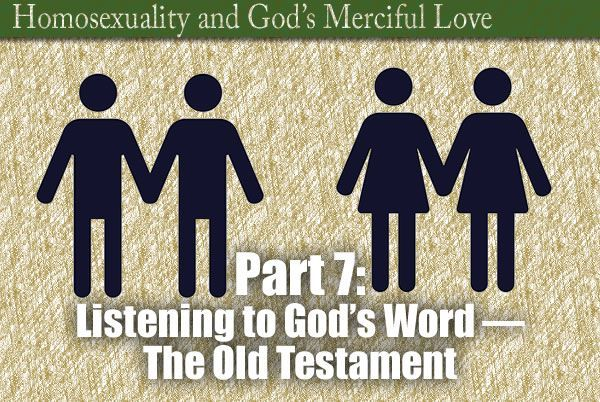 Part 7: Listening to God's Word — The Old Testament
