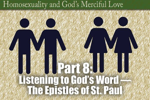 Part 8: Listening to God's Word — The Epistles of St. Paul