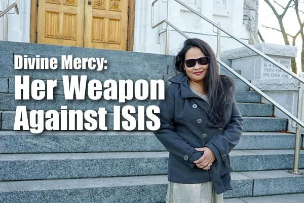 Divine Mercy: Her Weapon Against ISIS