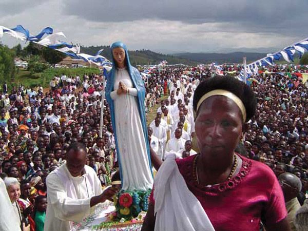 Image result for kibeho apparition