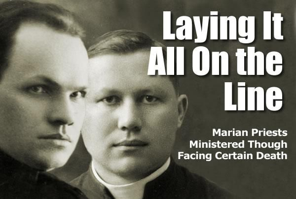 Anniversary of Marians Martyred in WWII