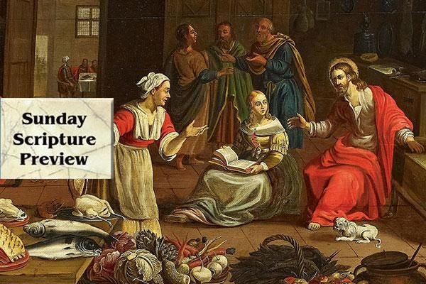 The Martha/Mary Disparity