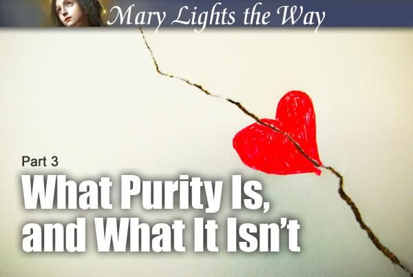 Part 3: Mary, Most Pure