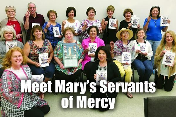 Meet Mary's Servants of Mercy