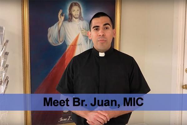Meet Br. Juan, MIC
