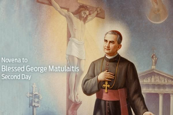 Day 2: Novena to Blessed George Matulaitis