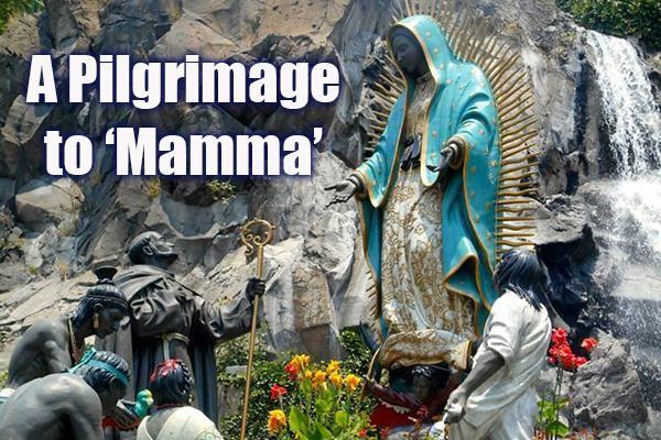 A Pilgrimage to 'Mamma'