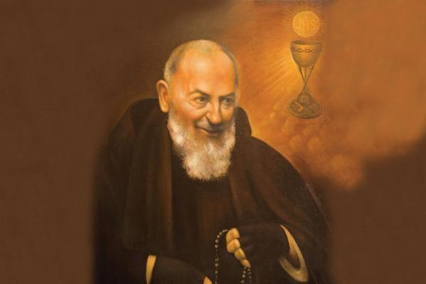 Imitate St. Padre Pio