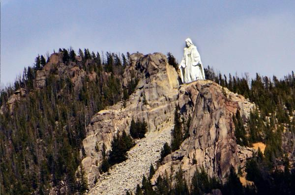 The Wondrous Story of Our Lady of the Rockies