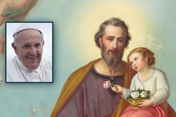 Pope Declares 'Year of St. Joseph'