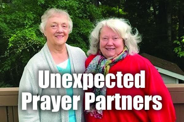 Unexpected Prayer Partners