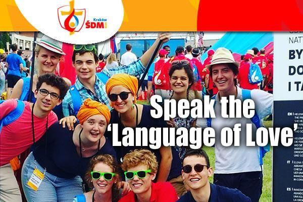 Day 1: World Youth Day 2016 — We Speak the Same Language