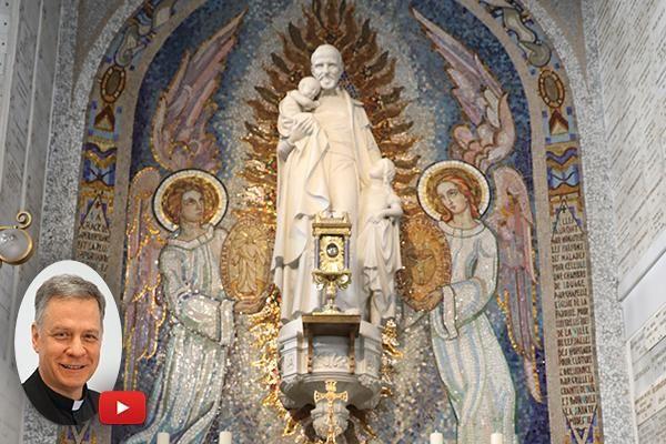 St. Vincent de Paul and St. Catherine Laboure