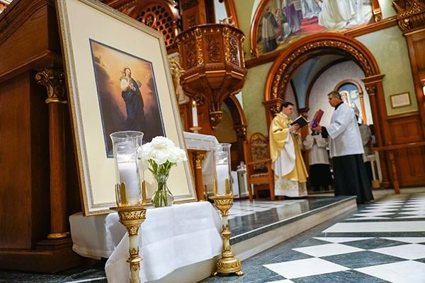 Marian Fathers Honor Mary and Launch 350th Jubilee Celebration
