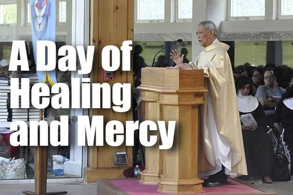 A Day of Healing and Mercy