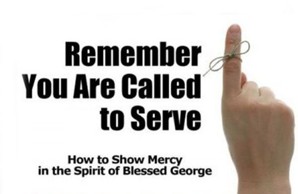 You Are Called to Serve