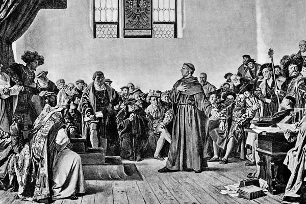 Luther's Legacy and Christian Unity