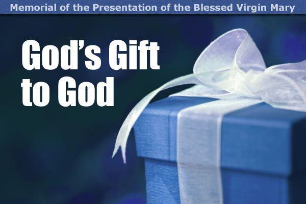 God's Gift to God