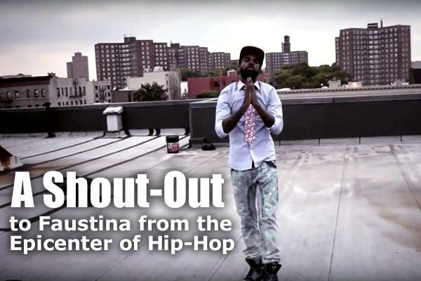 From the Epicenter of Hip-Hop