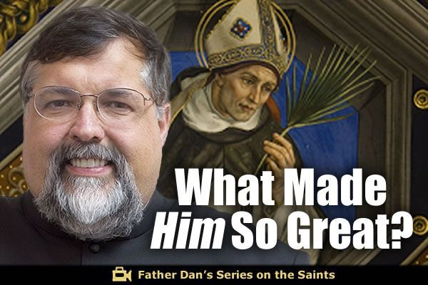 Who Was St. Albert the Great?