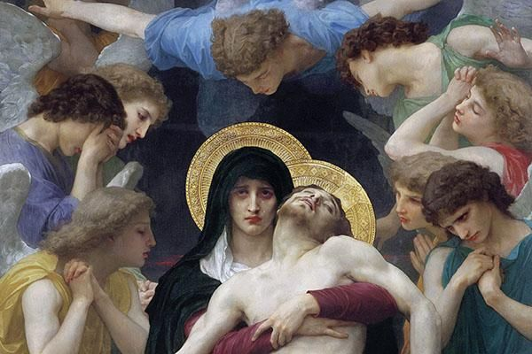 Our Lady of Sorrows Shows Us the Way