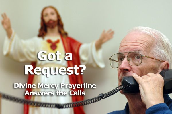 Answered Prayers! | The Divine Mercy Message from the