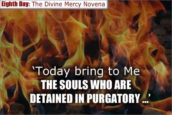 Day 8 of the Divine Mercy Novena | The Divine Mercy Message from the