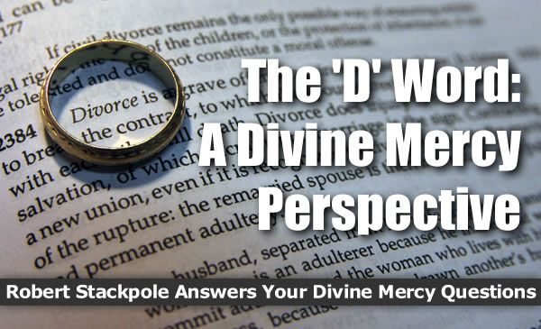 The 'D' Word: A Divine Mercy Perspective | The Divine Mercy