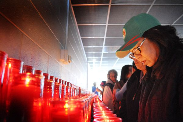 A Light Shines After a Devastating Loss | Marians of the