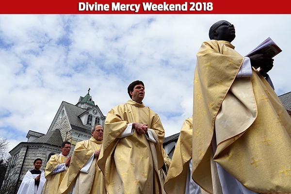 Watch the Full EWTN Broadcast of Divine Mercy Sunday 2018 | The