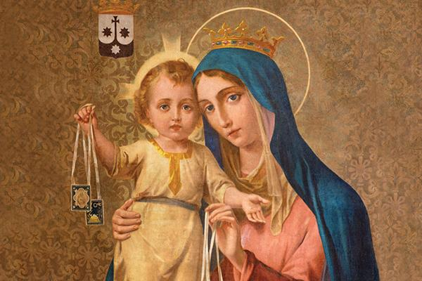 Our Lady of Mount Carmel Pray for Us | Marians of the Immaculate Conception