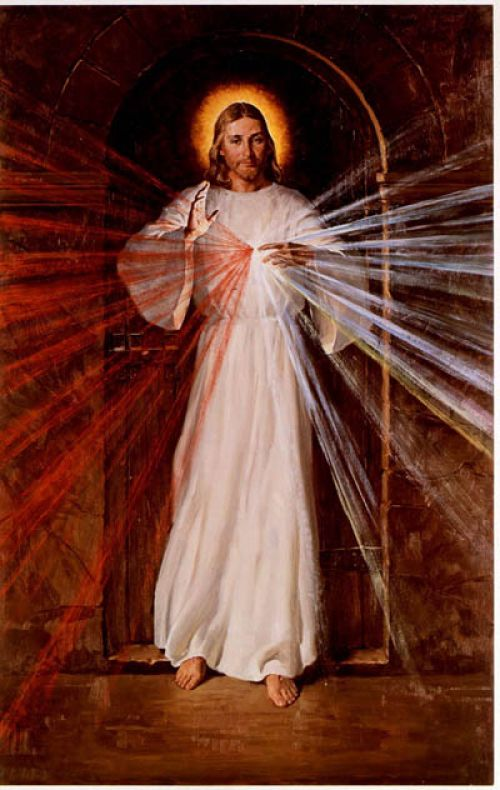 Why So Many Images Which One Is Best The Divine Mercy Message