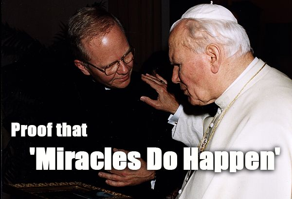 Proof that 'Miracles Do Happen' | The Divine Mercy Message from the