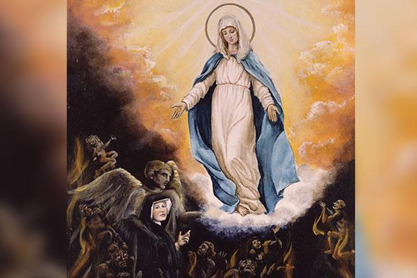 Is Purgatory in the Eye of the Beholder? | Marians of the Immaculate Conception