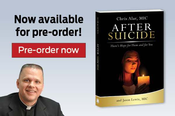 Now available for pre-order!  Pre-order now  After Suicide: There's Hope for Them and for You