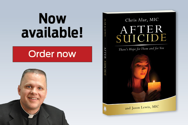 Now available!  Order now  After Suicide: There's Hope for Them and for You