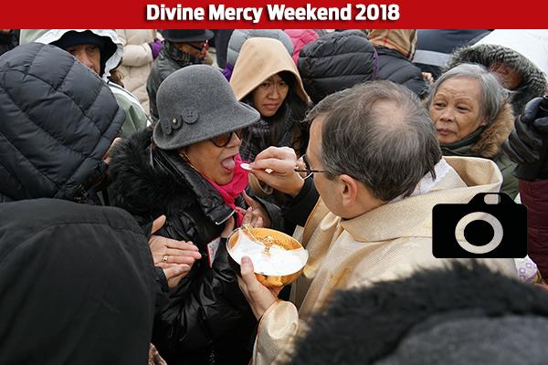 Divine Mercy Weekend 2018 - Photo Gallery